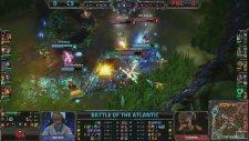 Lol Replay Serisi C9 Meteos Vi Vs Fnatic Xpeke Renekton Game 1 Highlights   Battle Of The Atlantic