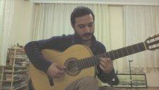 Özel Flamenco Gitar Dersi - Tres Notas Para Decir Te Quiero - Vicente Amigo - Falseta