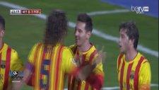 Getafe 0-2 Barcelona (Maç Özeti)