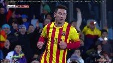 Messi tüm defansı ipe dizdi!