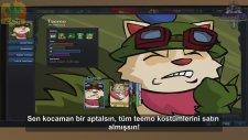 Lol Animasyon: Mundo Destek Hattına Hoşgeldiniz!
