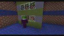 Banka Soygunu Bölüm 2 Minecraft