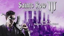 Saints Row The Third - Soundtrack
