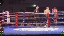 Sherkan Momand Vs Leroy Nortan Kickbox Turnuvası