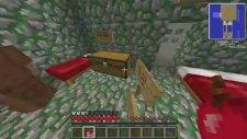 Minecraft - Temple Runner Parkour Map - Bölüm 1 Fail