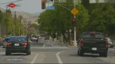 Trafikte Bir Yol Verme Kavgasına