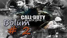 Call Of Duty : Black Ops - Walkthrough - | Bölüm 2 |