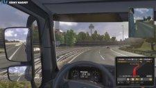 Euro Truck Simulator 2 | Bölüm 1 | Uykusuz Şöför