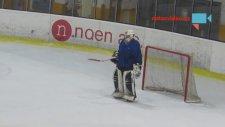 Maça Sarhoş Çıkan Buz Hokeyi Oyuncusu
