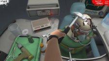 Surgeon Simulator 2013 Bölüm 3 Beyin Nakli