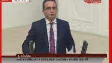 Bülent Tezcan TBMM Genel Kurulu Konuşması 22.01.2014