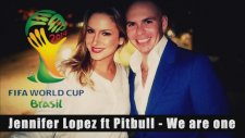 Pitbull & Jennifer Lopez ft. Claudia Leitte - We Are One (Ole Ola)