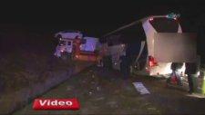 Trafik Canavarı Gece de Boş Durmadı: 5 Ölü, 34 Yaralı