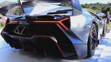 Dünyanın En Pahalı Arabası - Lamborghini Veneno Roadster