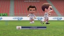 Realerzurum - Gol: Cristiano Ronaldo Asist: Mario Götze (Goley)
