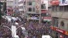 Trabzonsporlu Taraftarlardan Dev Yürüyüş!