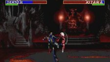 Ultimate Mortal Kombat 3 Sektor Wins!