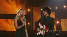 Billie Joe Armstrong ft. Miranda Lambert - When Will I Be Loved (2014 Grammy Ödülleri)
