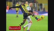 Fenerbahçe 2 - Torku Konyaspor 1 (Maç Özeti)