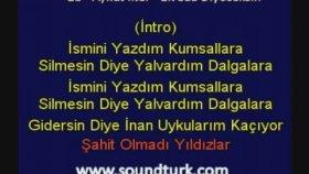Aykut İlter - Elveda Diyeceksin (Karaoke)