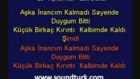 Aykut İlter - Eski Defter (Karaoke)