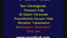 Aykut İlter Tenezzül Kareoke Lyrics Eski Defter Albümü (Çok Zaman Oldu)