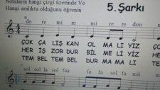 Çok Çalışkan Olmalıyız Abc 5. Ve 6.şarkılar Okuma Bayramı Şenliği Şarkı Sözü Ve Notaları