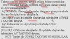 Ders: M.Ö 1000 İslam Öncesi Türk Tarihi Zaman ve Takvim On İki Hayvanlı Takvim
