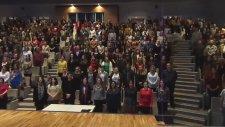 Öğretmen Marşı Doğa Koleji 24 Kasım Öğretmen Korosu