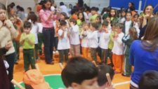 Topkapı Doğa Koleji Anaokulu Ritim Ve Baget Dansı Bilim Ve Sanat Şenliği