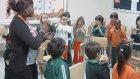 Topkapı Doğa Koleji Orff Eğitimi Anaokulu Ritim Çubuklarıyla Ritim Dansı (Orff Enstrumanları)