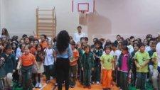 Topkapı Doğa Koleji Sabah Sporu Emrah Dinçer Sabah Jimnastiği Mustafa Öğretmen
