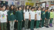 Ant Topkapı Doğa Koleji 2014 Korolar Buluşuyor Festivali Ortak Şarkısı Cenan Akın