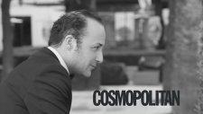Tolga Çevik Cosmopolitan Türkiye Çekimi