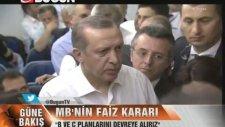 Başbakan Erdoğan: ''Bana Düşen Bir Süre Sabretmek''