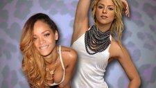 Shakira & Rihanna - Can't Remember To Forget You (Kamera Arkası)
