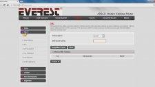 Everest SG-1700 SG-1800 SG-1850 Port Yönlendirme (Segment Bilgisayar)