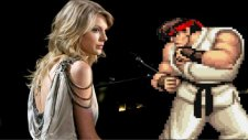 Ryu'dan Dayak Yiyen Taylor Swift