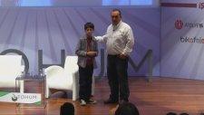 25 Ocak 2014 - Etohum Girişimcilik Zirvesi / '13 Yaşında Yazılımcı Olmak' – Arda Özkal