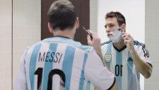 Messi ve Federer bir arada!