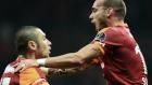 Wesley Sneijder'in Golü - Taraftar Kamerası