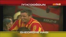 İyi ki doğdun Gheorghe Hagi