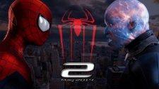 The Amazing Spider Man 2 (Türkçe Yeni Fragman)