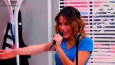 Violetta 2: Vilu Canta ''algo Se Enciende'' Cap 58