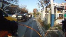 İstanbul'da Bisiklete Binmenin Zorlukları