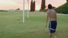 Messi'nin 2014'deki İlk Golü !