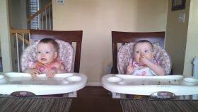 Sevdikleri Şarkıyı Duyunca Kopan Bebekler