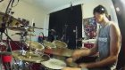 Whistle - Drum Cover