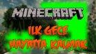 Minecraft Rehberi Bölüm 3 İlk Gece Hayatta Kalmak