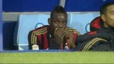 Balotelli'yi Ağlattılar